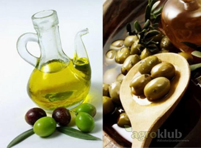 Extra djevičansko Maslinovo ulje - otok Hvar