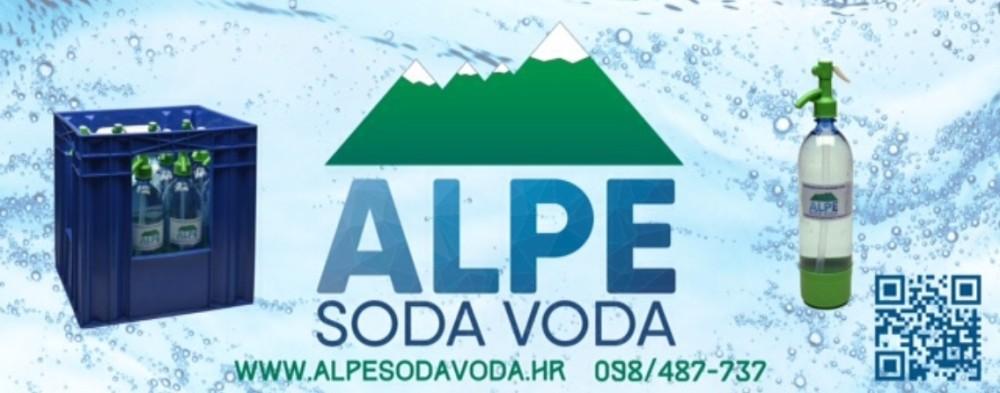 Naručite Alpe soda vodu!