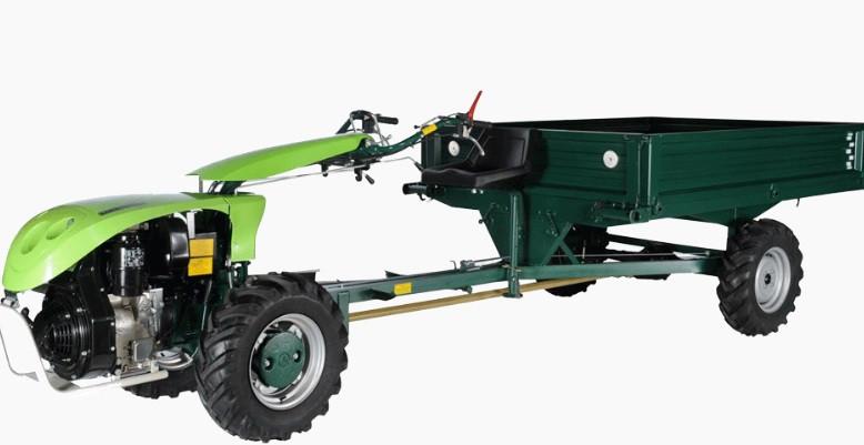 Motokultivator Special Green