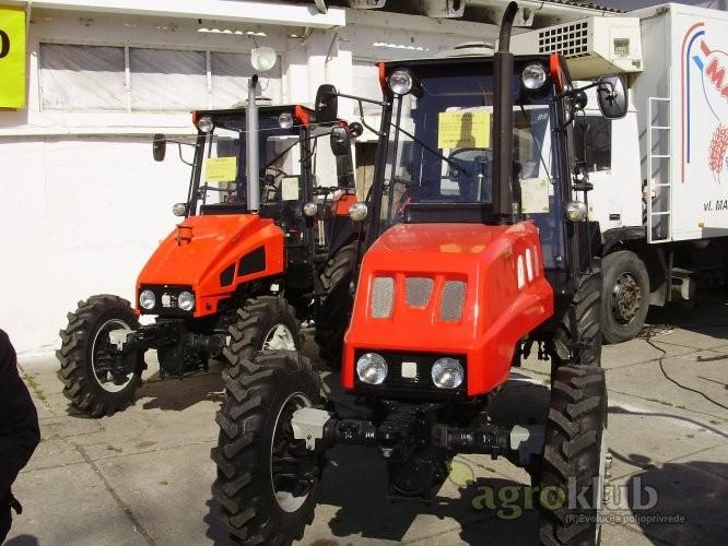 TRAKTOR VTZ 2048 A/VTZ 2048 A TORNADO