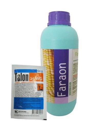 Korekcija kukuruza - Talon + Faraon