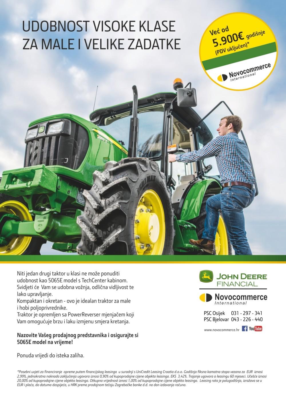 Akcija: Traktori serije 5E