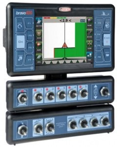 Računalno upravljanje za prskalicu - BRAVO 400