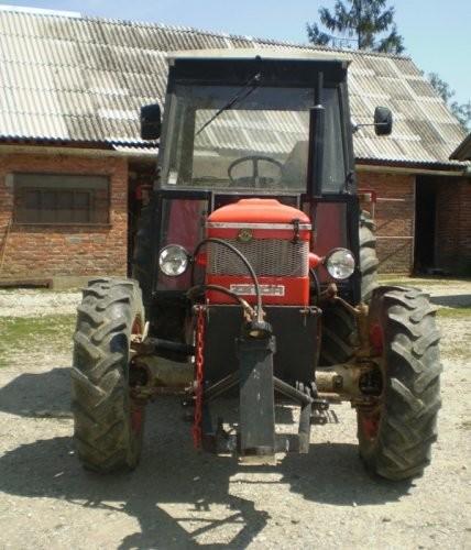 Traktor Zetor 67-45