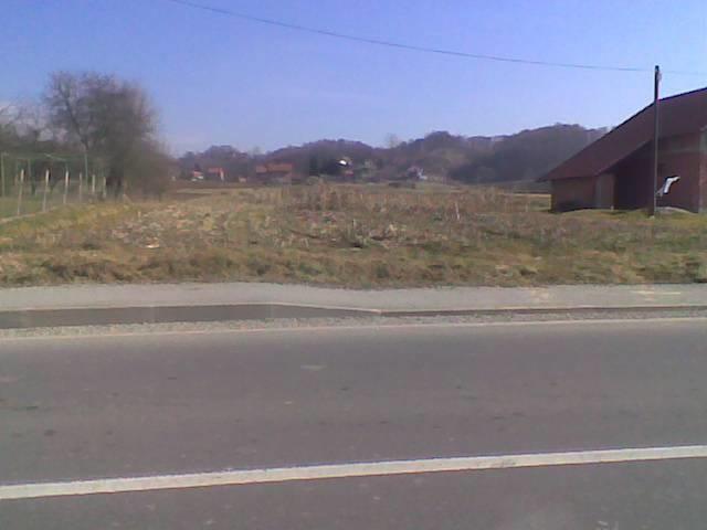 Zemljište - Mirkovec kod Zaboka