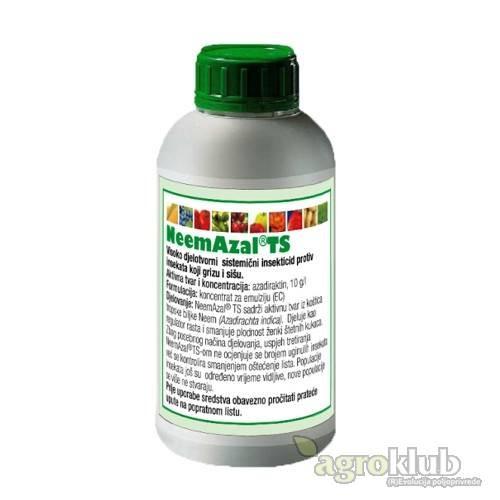 NeemAzal®TS - insekticid, odobren i za ekološke proizvođače