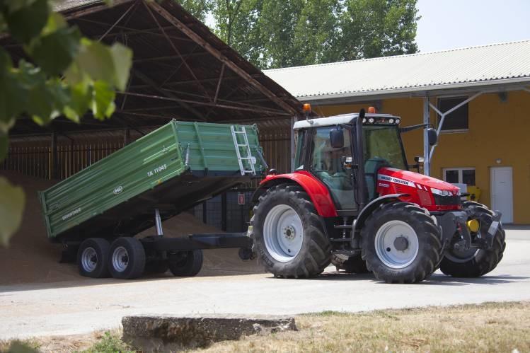 Brantner traktorske prikolice (7921) - Prikolice i cisterne - AgroKlub