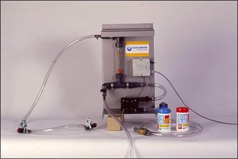 Lactosprayer Junior E precizni dozator za inokulante, primjena prskanjem