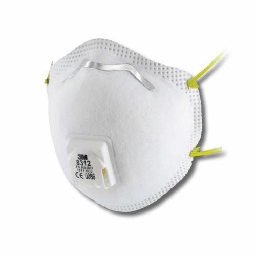 3M Respirator 8322 P2 VENTIL