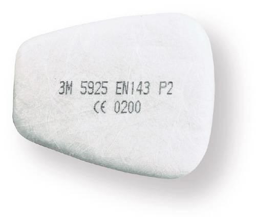 3M PREDFILTER 5925 P2