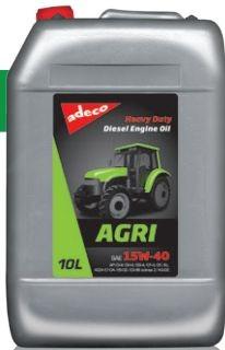 Motorno ulje - AGRI SAE 15W 40; 20W 50