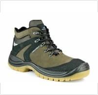 Zaštitne cipele Aboutblu Atlantis Olive S3