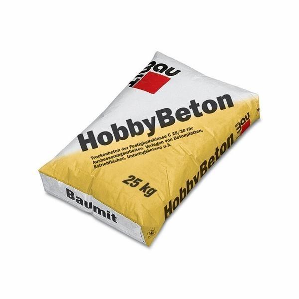 BAUMIT HOBBYBETON 25/1