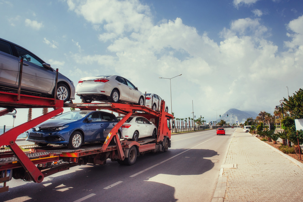 Usluga  transporta vozila