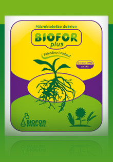 Mikrobiološko đubrivo - BIOFOR Plus