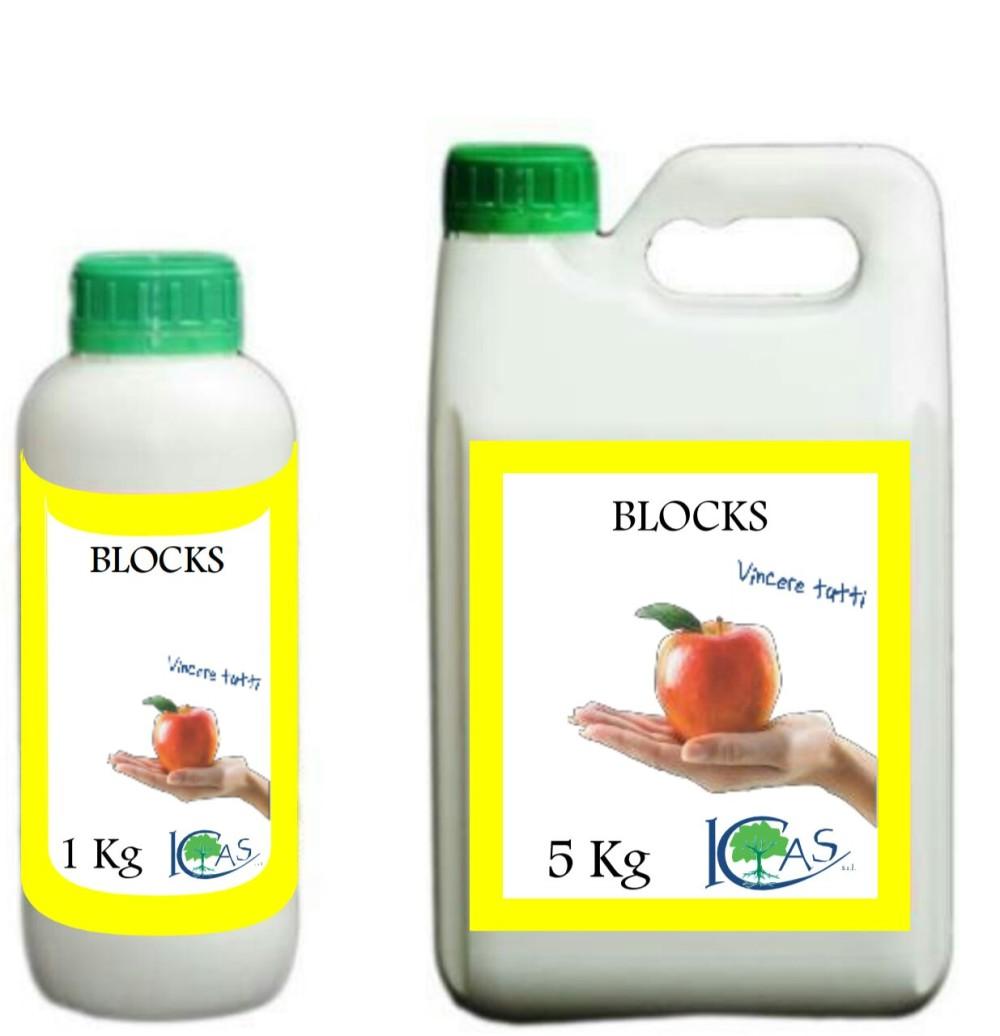 Blocks organsko gnojivo sa popratnim djelovanjem