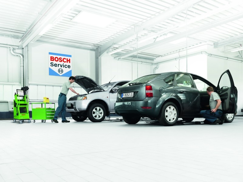 Bosch car servis