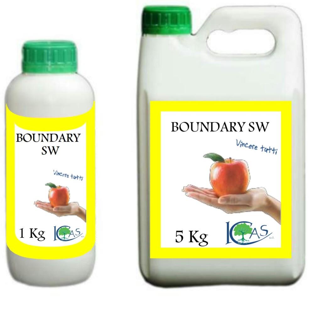 Boundary SW organsko N gnojivo sa popratnim djelovanjem