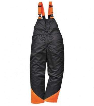 Radne hlače s naramenicama Oak CH12