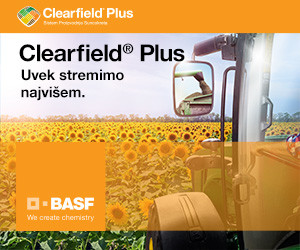 Clearfield® Plus tehnologija - najmodernija zaštita suncokreta od korova