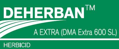 DEHERBAN A EXTRA - herbicid za suzbijanje širokolisnih korova