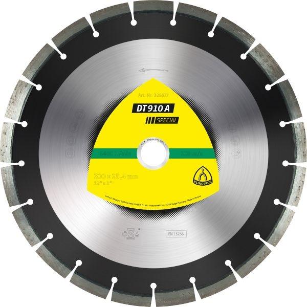 Dijamantna ploča Klingspor DT910 A - 300mm