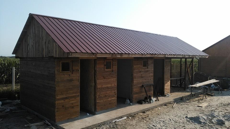Izrada brvnara, vikendica ili montažnih kuća