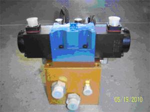 Hidraulično upravljanje autopilot