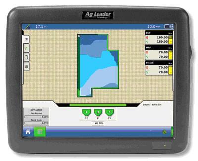 AgLeader Integra monitor