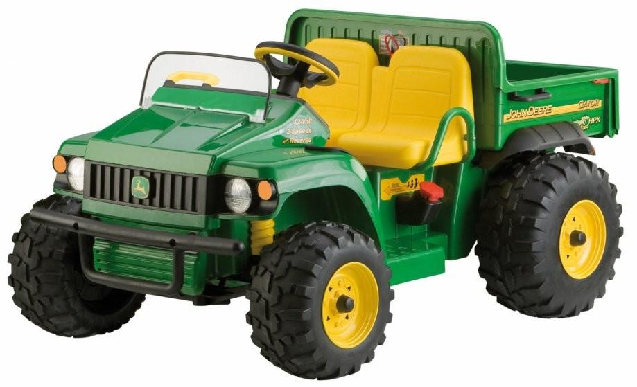 JOHN DEERE GATOR HPX | igračka na akumulator (PEG PEREGO)