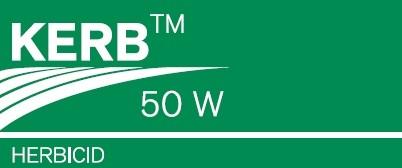 KERB 50 W – herbicid za suzbijanje travnih, širokolisih korova i viline kosice
