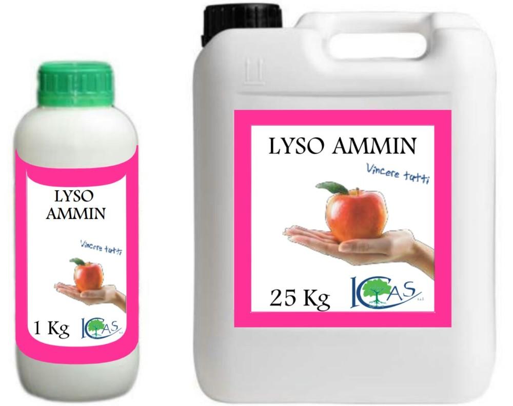 Lyso amin aminokiseline biljnog porijekla
