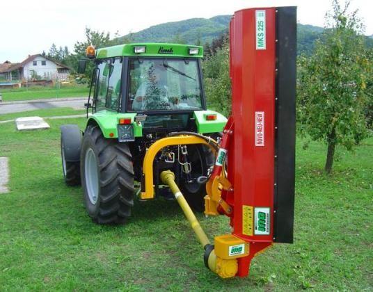 Malčer MKS PLUS od 35 do 80 KW (50-110 KS)