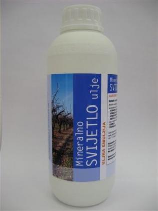 Mineralno svijetlo ulje