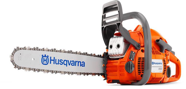Motorna pila Husqvarna 450e