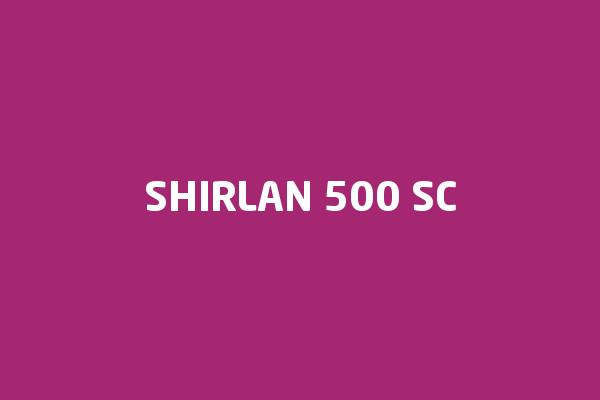 Shirlan 500 SC
