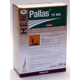 PALLAS 75 WG za suzbijanje travnih i širokolisnih korova u žitima