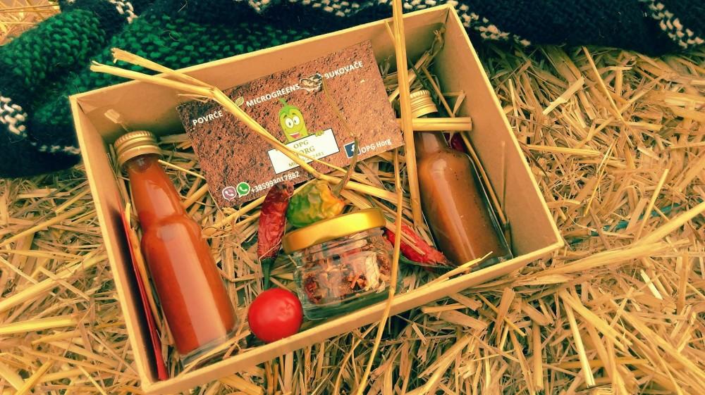 Chili poklon paket