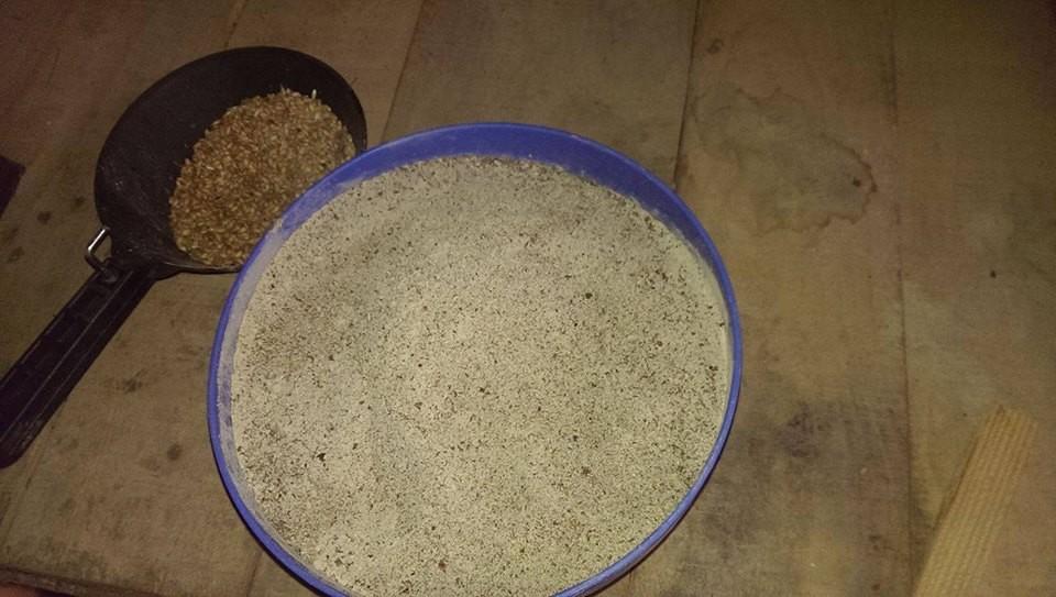 Pšenično, raženo i ječmeno brašno