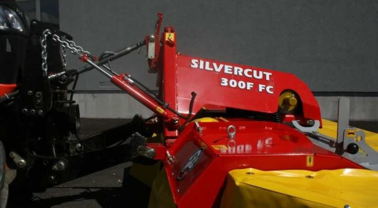 Diskasta prednja kosilica SILVERCUT 340F FC