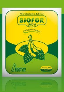 Mikrobiološko đubrivo - BIOFOR Soya