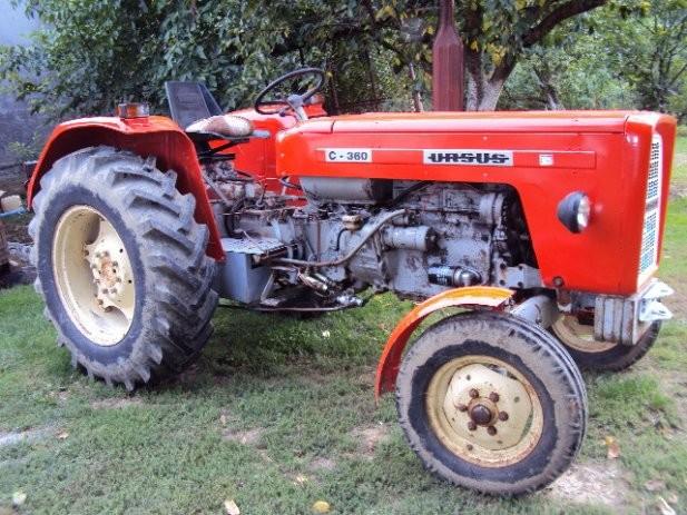 Top 10 rezervnih delova za traktor URSUS C355-360