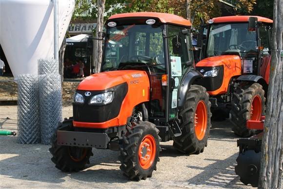Kubota traktor (2948)