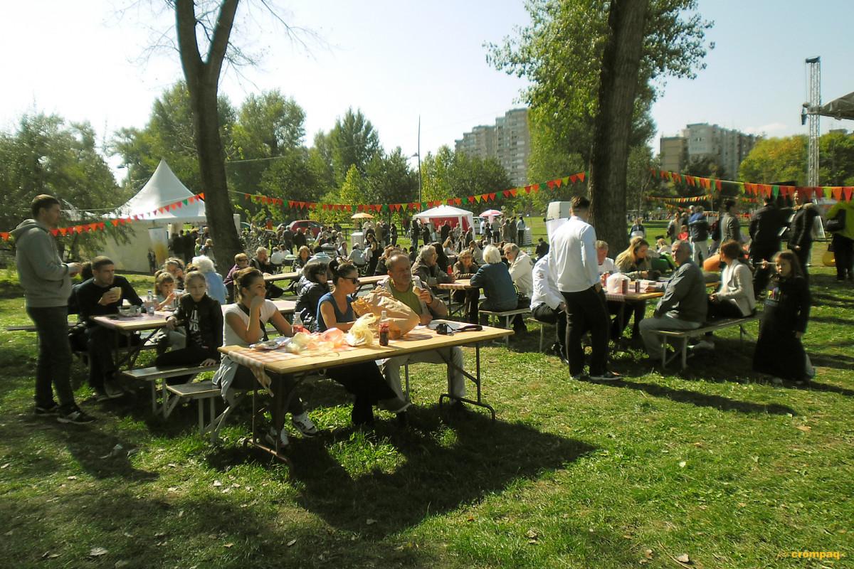 Limanski park, Foto: Krompičice (60545)