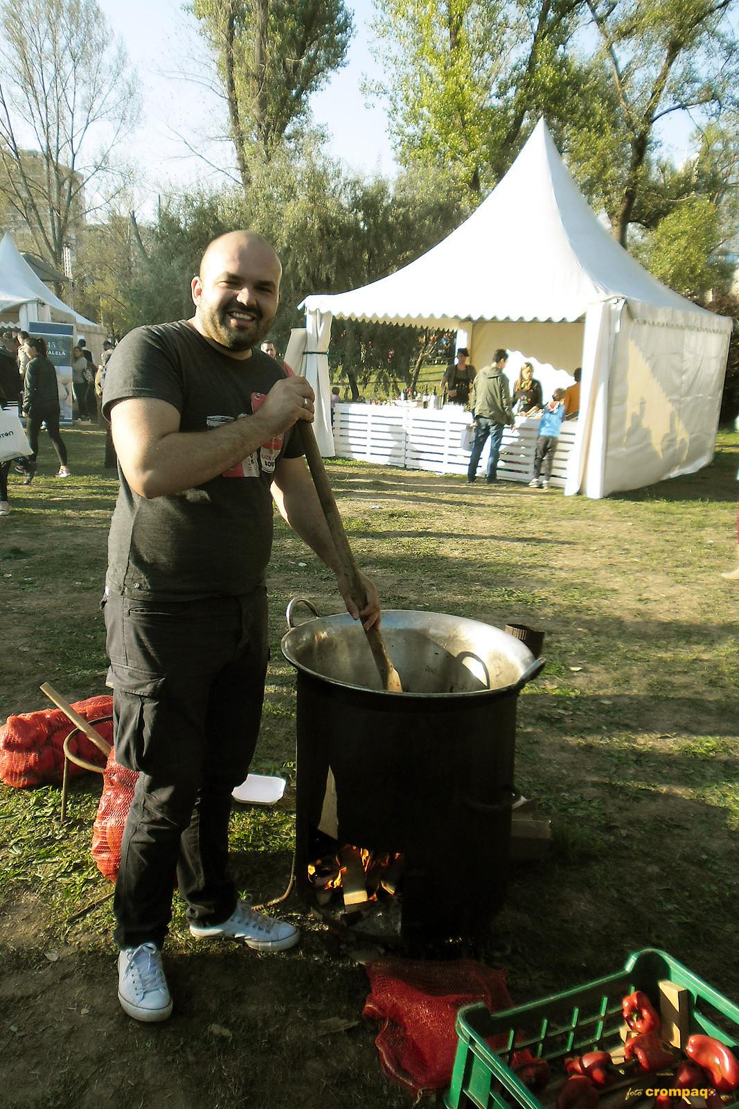 Kuvari na festivalu, Foto: Krompičice (60551)