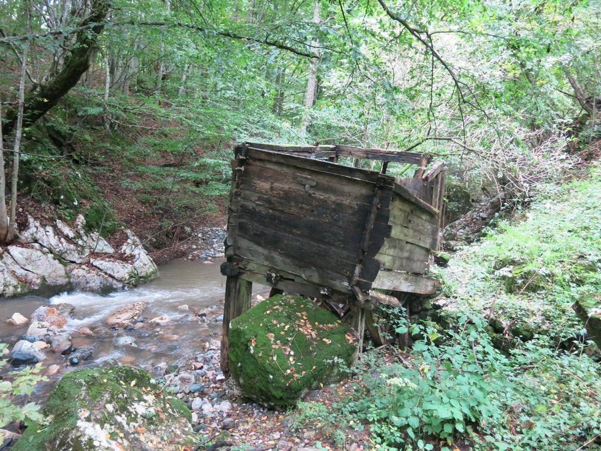 Porušena vodenica
