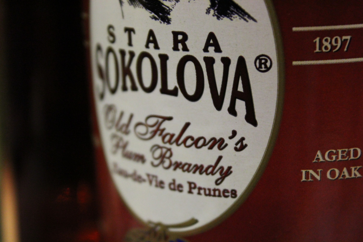 Stara Sokolova, Plum Brandy (63458)