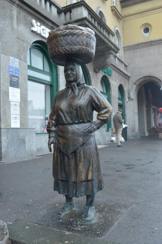 Tržnica Dolac u Zagrebu (46226)
