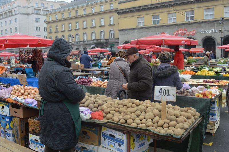 Tržnica Dolac u Zagrebu (46209)