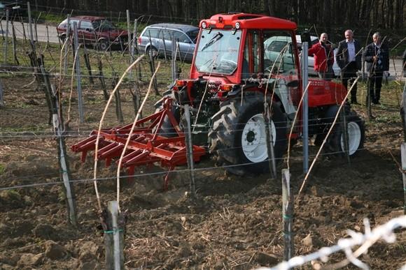 Slike Održana prezentacija traktora Goldoni